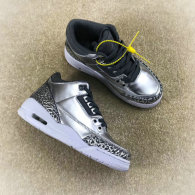 Authentic Air Jordan 3 PRM HC GG Chrome