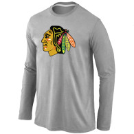Chicago Blackhawks Long T-shirt  (5)