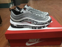 Authentic Air Max 97 Silver/camo