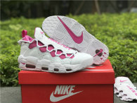 Sneaker Room x Nike Air More Money QS white pink (women)