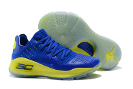 UA Curry 4 Basketball Low Shoes 006