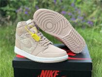 "Authentic Air Jordan 1 High OG ""Nike Air""  Guava Ice"