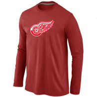 Detroit Red Wings Long T-shirt  (5)