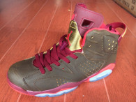 Air Jordan 6 Shoes AAA (43)