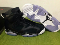 Perfect Air Jordan 6 Retro Black Oreo