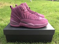 "Authentic PSNY x Air Jordan 12 ""Burgundy"""