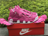Sneaker Room x Nike Air More Money QS pink