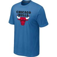 Chicago Bulls Big Tall Primary Logo T-Shirt (7)