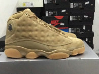 Authentic Air Jordan 13 Retro Wheat