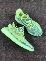 "Authentic Y  350 V2 ""SEMI FROZEN YELLOW"""