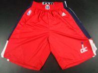Washington Wizards Red Shorts