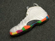 Authentic Nike Air Foamposite One Fruity Pebble