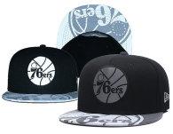 NBA Philadelphia 76ers Snapback Hat (22)