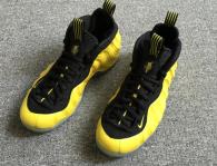 Authentic Nike Air Foamposite One Lemon