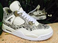 Perfect Air Jordan 4 Women Shoes 001