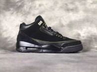 "Perfect Air Jordan 3 ""BHM"""