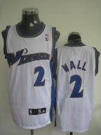 Washington Wizards -2 John Wall Stitched White NBA Jersey