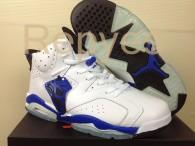 """Air Jordan 6 """"Sport Blue"""" AAA"""