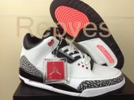 Perfect Air Jordan 3 Infrared 23