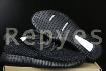 Authentic Y 350 Black