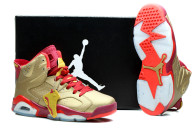 Air Jordan 6 Shoes AAA (42)