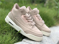 "Authentic Air Jordan 3 ""Rose Gold"" WMNS"