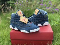 Authentic Levi's x Air Jordan 13