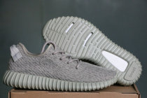 """Authentic Y 350  """"Moonrock""""Final Version(with receipt)"""