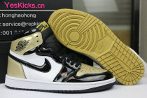 "Authentic Air Jordan 1 ""Top 3"