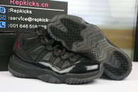 Authentic Air Jordan 11 Black