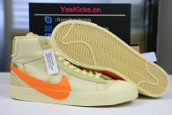"""Authentic OFF-WHITE x Nike Blazer Mid """"All Hallow's Eve"""""""