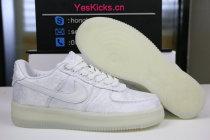 Authentic CLOT x Nike Air Force 1 Premium