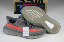 """Authentic Y 350  V2 """"Stealth Grey"""""""