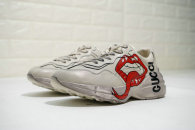 Gucci Rhyton Vintage Trainer Sneaker Women Shoes (8)