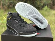 "Authentic Air Jordan 3 Flyknit ""Black"""