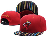 NBA Miami Heat Snapback Hat (679)