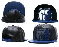 NBA Memphis Grizzlies Snapback Hat (32)
