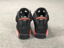"""Authentic Air Jordan 6 """"Black Infrared"""" Nike"""