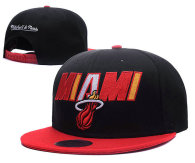 NBA Miami Heat Snapback Hat (680)