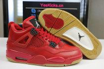 "Authentic Air Jordan 4 ""Singles Day"""
