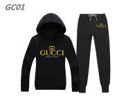 Gucci Long Suit Women S-XL (15)