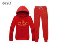 Gucci Long Suit Women S-XL (11)