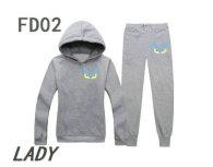FENDI Long Suit Women S-XL (27)