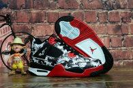 Air Jordan 4 Kids Shoes (40)