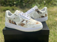 Authentic Nike Air Force 1 Low White/Light Bone