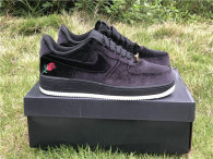 Authentic Nike Air Force 1 Black Nior