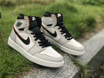"Authentic Nike SB x Air Jordan 1 GS ""Light Bone"""