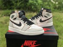 "Authentic Nike SB x Air Jordan 1 High OG ""Light Bone"""