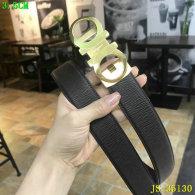 Ferragamo Belt 1:1 Quality (364)