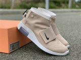 "Authentic Nike Air Fear of God Moccasin ""Particle Beige"""